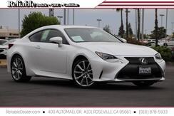 2016_Lexus_RC_200t_ Roseville CA