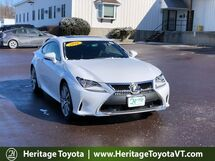 2016 Lexus RC 300  South Burlington VT