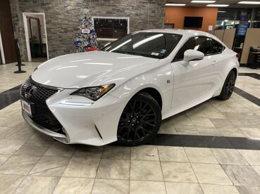 2016_Lexus_RC 300__ Worcester MA