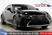 2016 Lexus RC 350 F-SPORT BLIND SPOT MONITORING PRE-COLLISION SYSTEM NAVIGATION MARK LEVINSON AUDIO