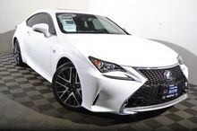 2016_Lexus_RC_350 F-Sport_ Seattle WA