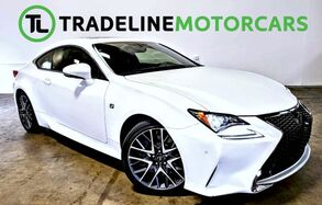 2016_Lexus_RC 350_LEATHER, COOLED SEATS, REAR VIEW CAMERA AND MUCH MORE!!!_ CARROLLTON TX