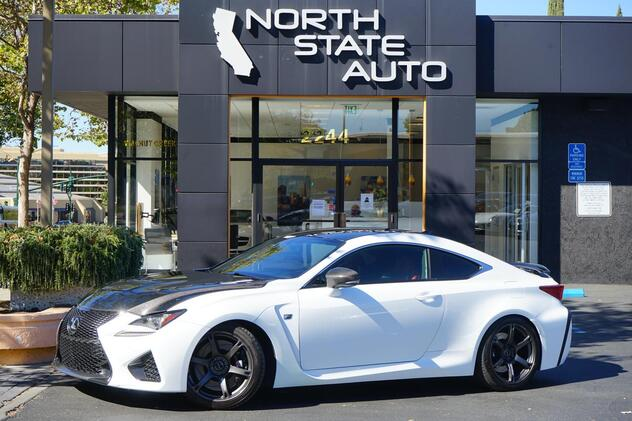 2016_Lexus_RC F__ Walnut Creek CA