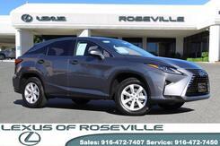 2016_Lexus_RX__ Roseville CA