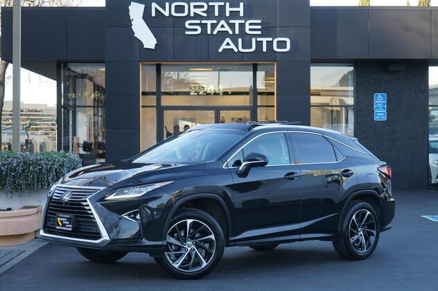 2016_Lexus_RX 350__ Walnut Creek CA