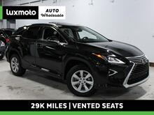 2016_Lexus_RX 350_AWD 29k Miles Vented Seats Blind Spot Assist Nav_ Portland OR