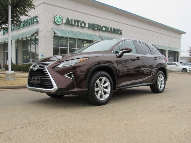 2016 Lexus RX 350 AWD 3.5L 6CYLINDER, AUTOMATIC, LEATHER SEATS, NAVIGATION SYSTEM, ADAPTIVE CRUISE CONTROL Plano TX