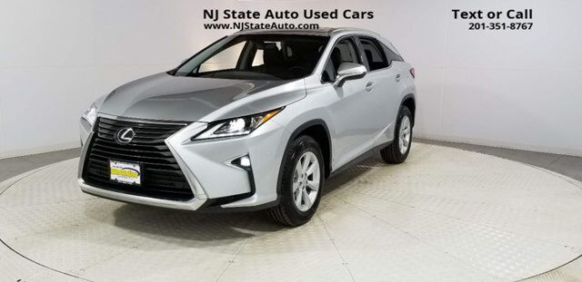 2016 Lexus RX 350 AWD 4dr Jersey City NJ