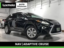 2016_Lexus_RX 350_AWD Adaptive Cruise Nav Vented Seats Park Assist_ Portland OR