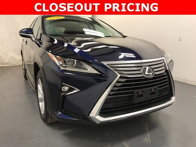 2016 Lexus RX 350 AWD Holland MI