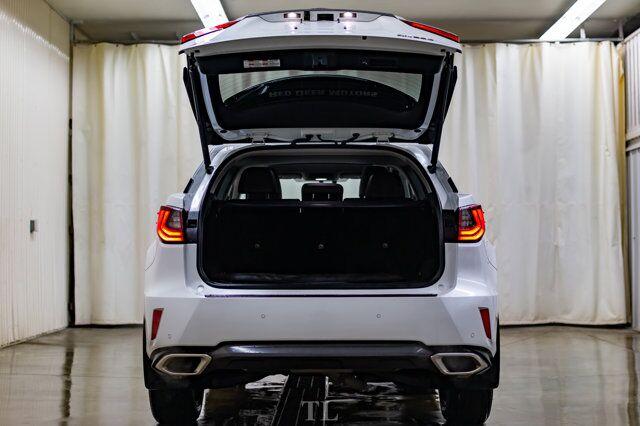 2016 Lexus RX 350 AWD Luxury Pkg Leather Roof Nav Red Deer AB