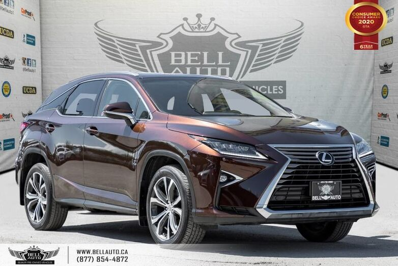 2016 Lexus RX 350 AWD, NAVI, REAR CAM, B.SPOT, COOLED SEAT Toronto ON