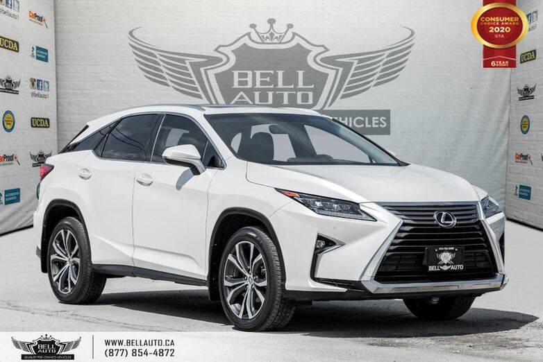 2016 Lexus RX 350 AWD, NAVI, REAR CAM, SUNROOF, COOLED SEAT Toronto ON