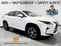 2016_Lexus_RX 350 AWD_*NAVIGATION, COLLISION & LANE DEPARTURE ALERT, ADAPTIVE CRUISE, BLIND SPOT ALERT, BACKUP-CAM, CLIMATE SEATS, MOONROOF, BLUETOOTH_ Round Rock TX