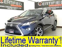 Lexus RX 350 AWD NAVIGATION SUNROOF REAR CAMERA LANE ASSIST HEATED COOLED LEATHER SEATS 2016