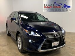 2016_Lexus_RX 350_AWD PREMIUM PACKAGE BLIND SPOT MONITORING SUNROOF LEATHER SEATS_ Addison TX