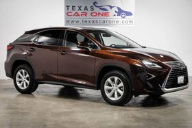 2016_Lexus_RX 350_AWD PREMIUM PACKAGE BLIND SPOT MONITORING SUNROOF LEATHER SEATS_ Carrollton TX
