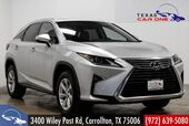 2016 Lexus RX 350 AWD PREMIUM PKG BLIND SPOT MONITORING SUNROOF LEATHER BACKUP CAMERA