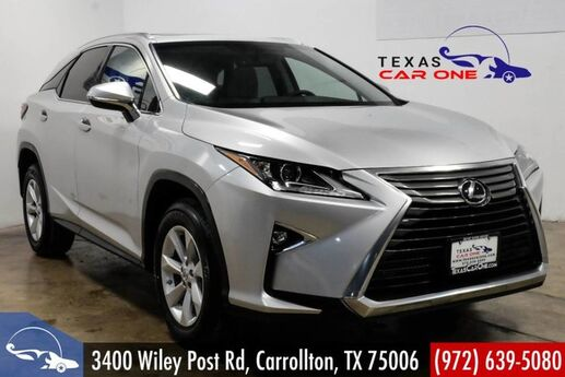 2016 Lexus RX 350 AWD PREMIUM PKG BLIND SPOT MONITORING SUNROOF LEATHER BACKUP CAMERA Carrollton TX