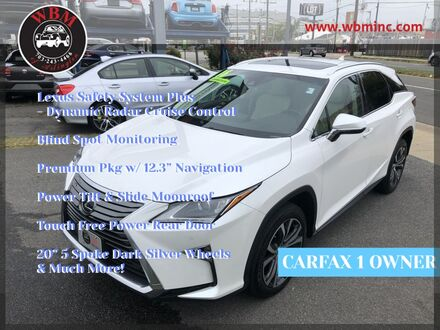 2016_Lexus_RX 350_AWD w/ Premium Package_ Arlington VA