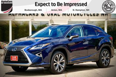 2016_Lexus_RX 350_All Wheel Drive_ Boxborough MA