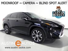 Lexus RX 350 *BLIND SPOT ALERT, BACKUP-CAMERA, MOONROOF, LEATHER, CLIMATE SEATS, BLUETOOTH PHONE & STREAMING AUDIO 2016