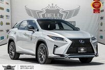 Lexus RX 350 F-SPORT, NO ACCIDENT, AWD, NAVI, REAR CAM, LANE DEP 2016