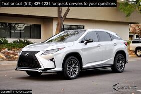 2016_Lexus_RX 350 F-SPORT RARE AWD and LOADED!!!_Levinson/Blind Spot/Lane Departure_ Fremont CA