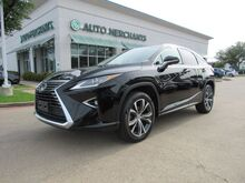 2016_Lexus_RX 350_FWD LEATHER, BACKUP CAMERA, HTD/CLD SEATS, MEMORY SEATS, PUSH BUTTON START_ Plano TX