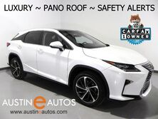 Lexus RX 350 *LUXURY PKG, PANORAMA MOONROOF, HEADS-UP DISPLAY, NAVIGATION, MARK LEVINSON, COLLISION & LANE DEPARTURE ALERT, BLIND SPOT ALERT, PANO-VIEW MONITOR 2016