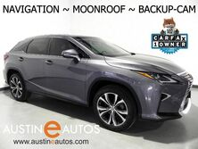 Lexus RX 350 *NAVIGATION, BLIND SPOT ALERT, BACKUP-CAMERA, LEATHER, CLIMATE SEATS, MOONROOF, 20 INCH WHEELS, HEATED STEERING WHEEL, BLUETOOTH PHONE & AUDIO 2016