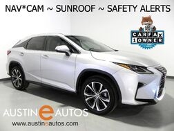 2016_Lexus_RX 350_*NAVIGATION, COLLISION & LANE DEPARTURE ALERT, ADAPTIVE CRUISE, BLIND SPOT ALERT, BACKUP-CAM, CLIMATE SEATS, MOONROOF, BLUETOOTH_ Round Rock TX