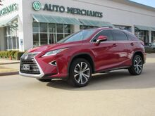 2016_Lexus_RX 350_NAVIGATION SYSTEM, SATELLITE RADIO, HEATED FRONT SEATS, COOLED FRONT SEATS, BLUETOOTH_ Plano TX