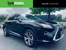 2016_Lexus_RX 450h_AWD Hybrid Htd/Ventilated Seats Adaptive Cruise_ Portland OR