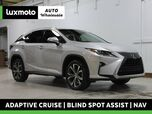2016 Lexus RX 450h AWD Hybrid Nav Adaptive Cruise Blind Spot Assist
