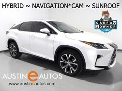 2016_Lexus_RX 450h AWD_*NAVIGATION, BLIND SPOT ALERT, BACKUP-CAMERA, MOONROOF, LEATHER, CLIMATE SEATS, POWER LIFTGATE, BLUETOOTH_ Round Rock TX