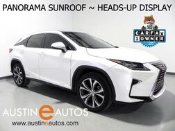 2016_Lexus_RX 450h AWD_*PANORAMA MOONROOF, HEADS-UP DISPLAY, NAVIGATION, MARK LEVINSON, SURROUND VIEW MONITOR, BLIND SPOT ALERT, COLLISION ALERT, RADAR CRUISE_ Round Rock TX