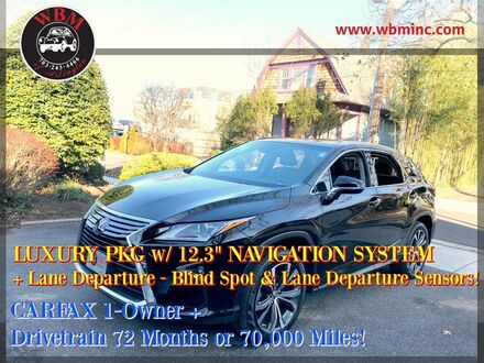 2016_Lexus_RX 450h_AWD w/ Premium Package_ Arlington VA