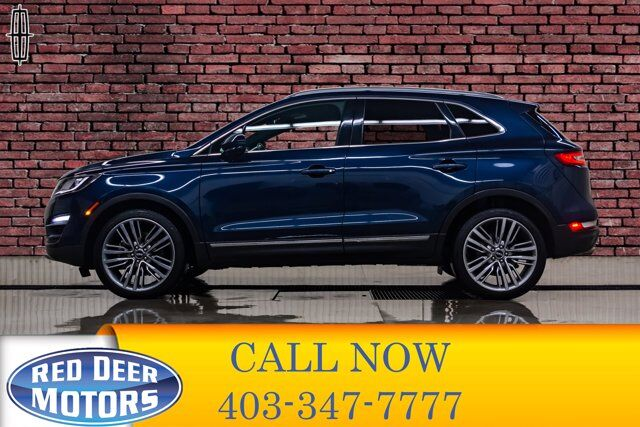2016 Lincoln MKC AWD Reserve Leather Roof Nav BCam Red Deer AB