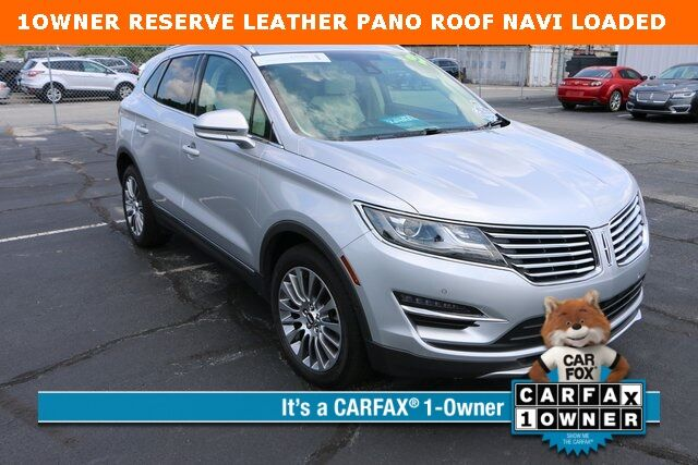 2016 Lincoln MKC Reserve Savannah GA