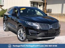 2016 Lincoln MKC Reserve South Burlington VT