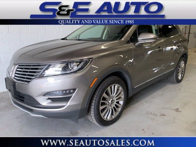 2016 Lincoln MKC Reserve Weymouth MA