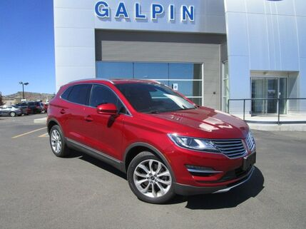 2016_Lincoln_MKC_Select_ Prescott AZ