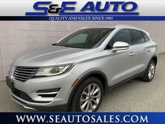 2016 Lincoln MKC Select Walpole MA