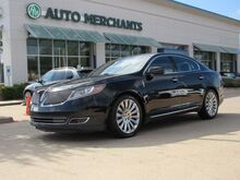 2016_Lincoln_MKS_NAVIGATION, LEATHER, PANO ROOF, HEATED/COOLED SEATS, BLIND SPOT WOOD TRIM_ Plano TX