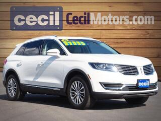 Lincoln MKX AC 2016