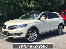 2016_Lincoln_MKX_AWD 4dr Reserve_ Cary NC