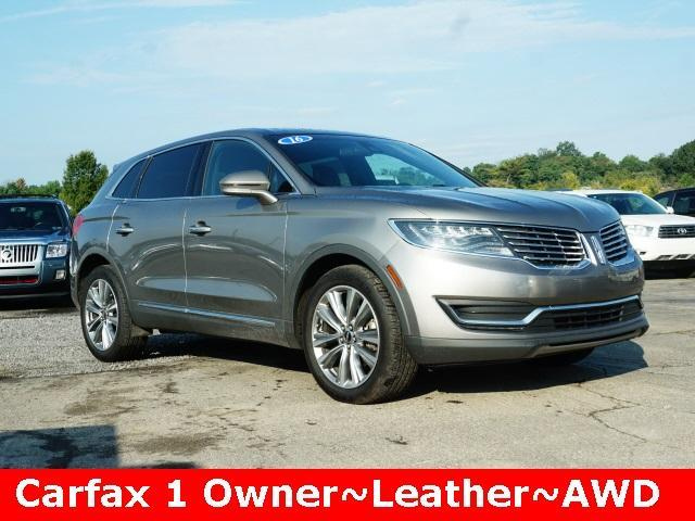 2016 Lincoln MKX AWD 4dr Reserve Cranberry Twp PA