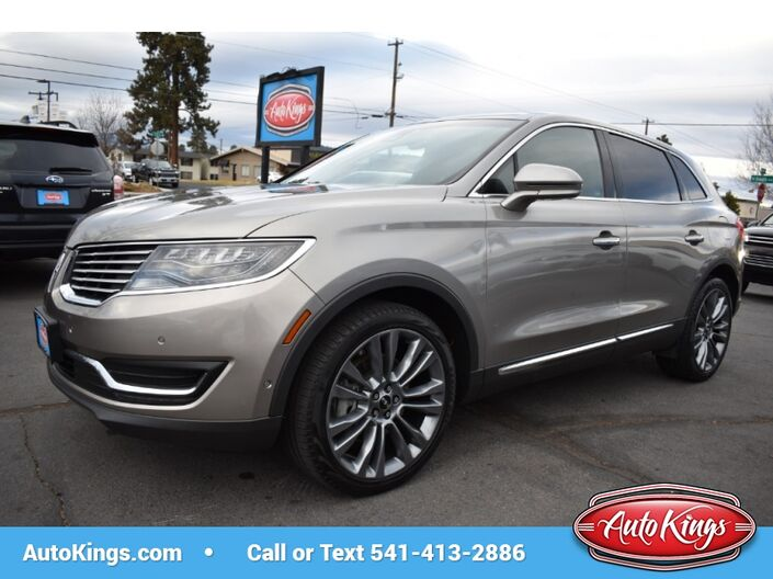 2016 Lincoln MKX AWD Reserve Bend OR