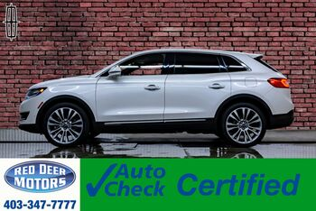 2016_Lincoln_MKX_AWD Reserve Leather Roof Nav BCam_ Red Deer AB